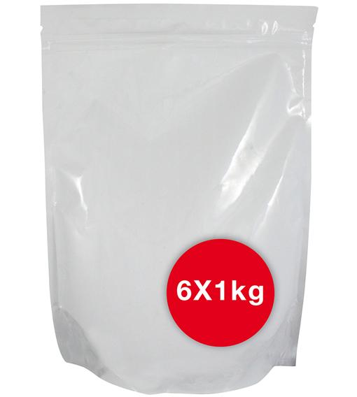 Protéines pour la musculation en kit recharge économique