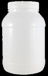 Pot à protéines vide, qualité alimentaire