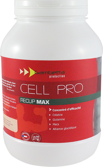 Cell Pro acides aminés Nutrixlab