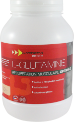 L-glutamine acide aminé Nutrixlab