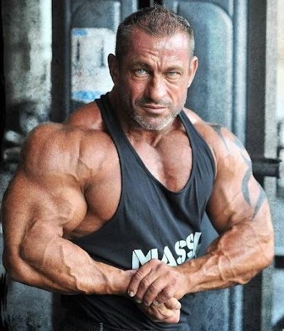 Christian Lacoche Bodybuilding