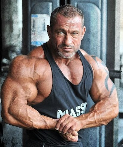 Christian Lacoche Bodybuilding